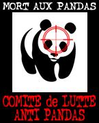 mort aux pandas